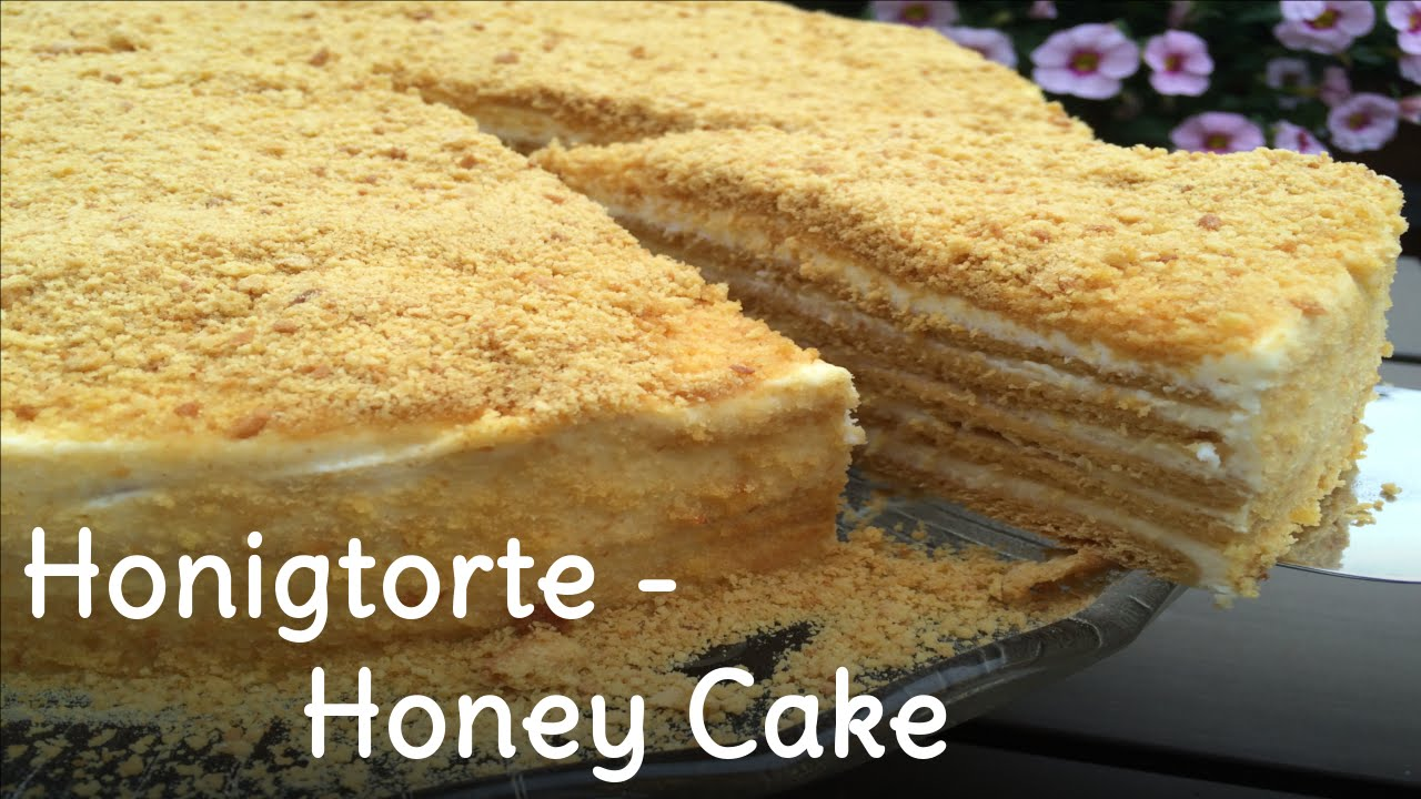 Honey Cake | Honigtorte | SweetLifeSunShine
