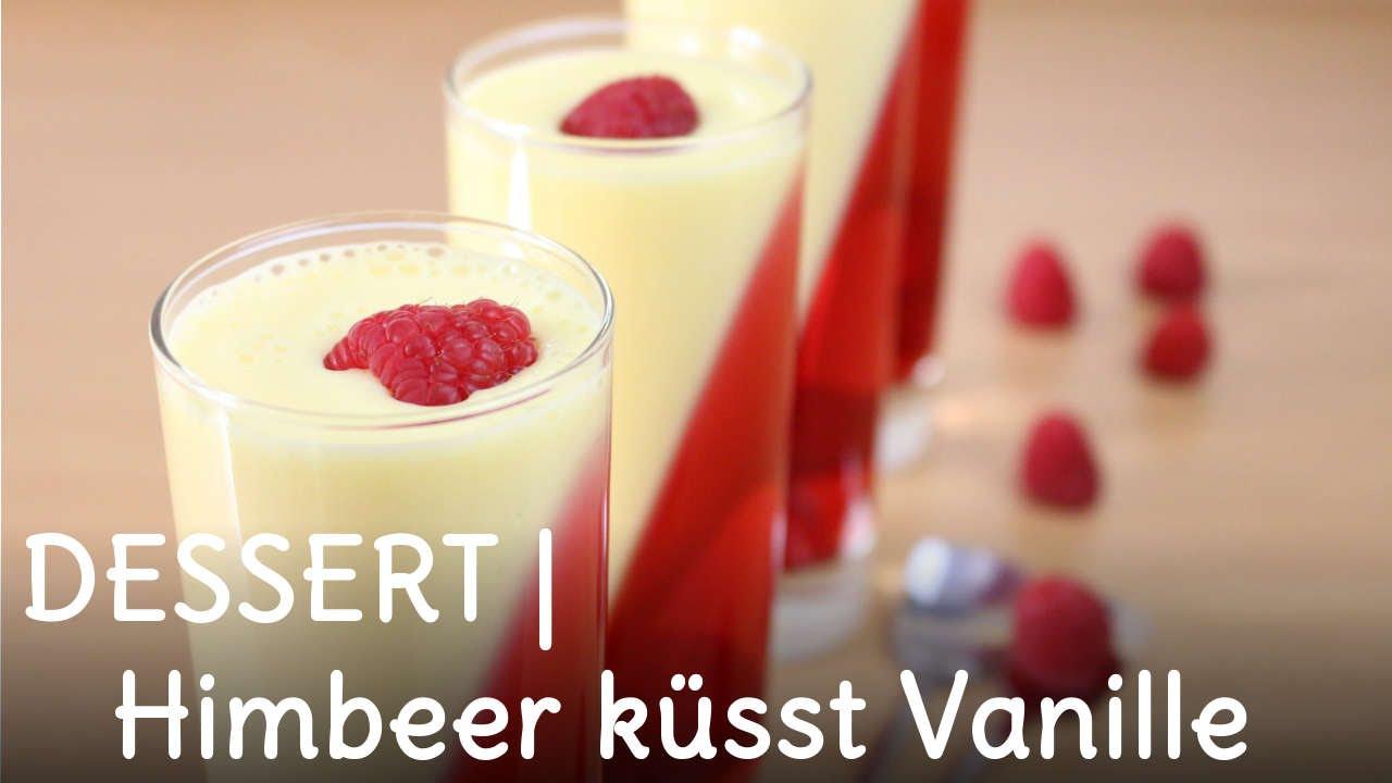 DESSERT | Himbeer - Vanille - Traum | SweetLifeSunShine