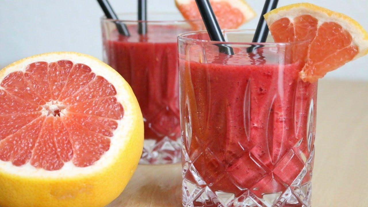 SMOOTHIE | pink refreshment | Pinke Erfrischung | SWEETLIFESUNSHINE