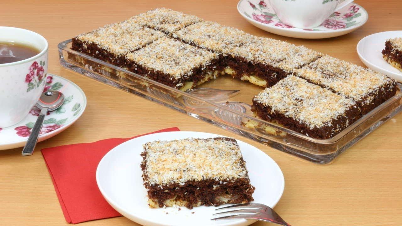 Schoko-Kokos-Kuchen | SoooO LECKER! | SweetLifeSunShine