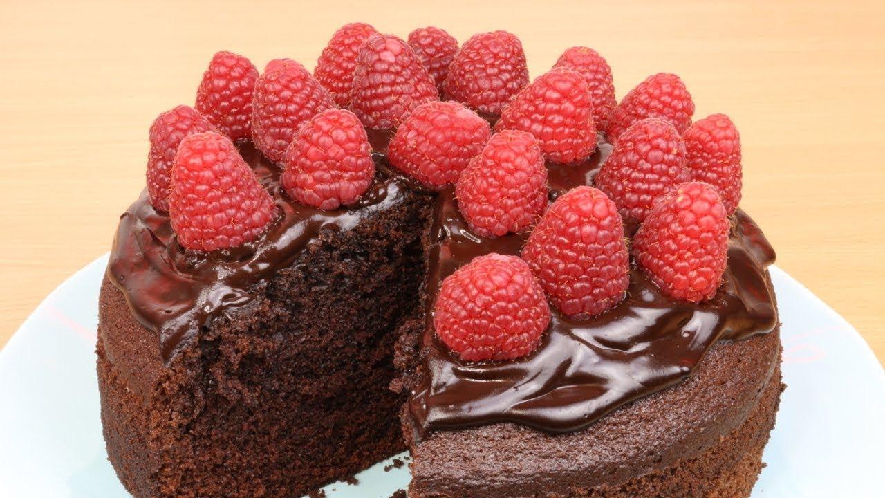 Schokoladentorte schnell & einfach | Choclate cake