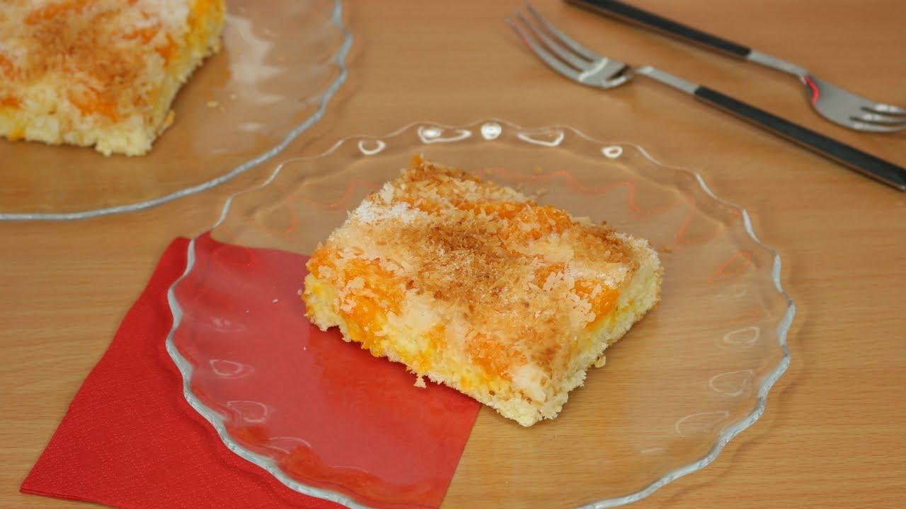 Kokos-Mandarinen-Kuchen | SoooO SAFTIG & LECKER | SweetLifeSunShine