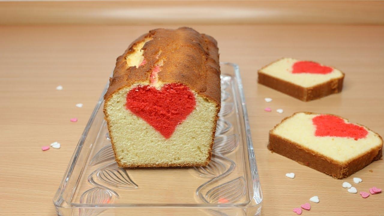 Herzkuchen zum VALENTINSTAG